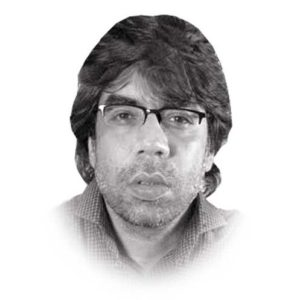 Nadeem F Paracha